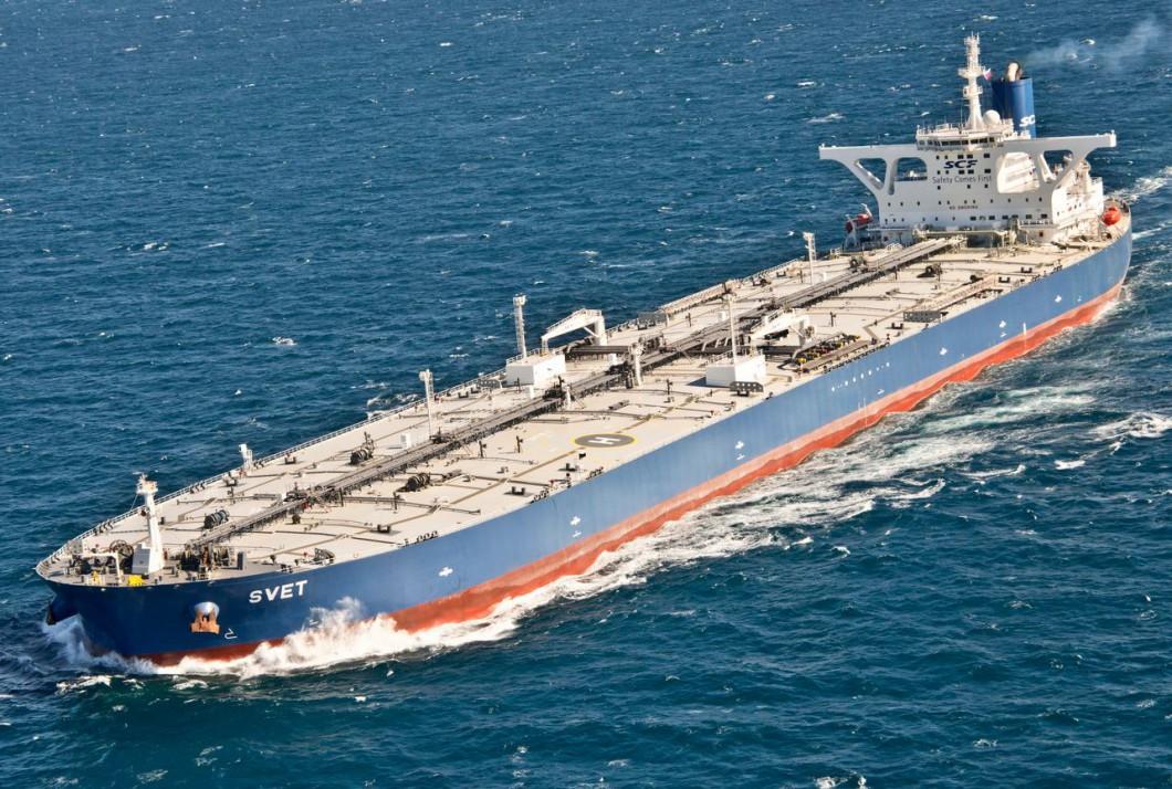 SCF-Takes-Delivery-of-VLCC-Svet-from-Bohai-Shipbuilding